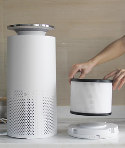 Specs for Air Purifier of airclear 360-3