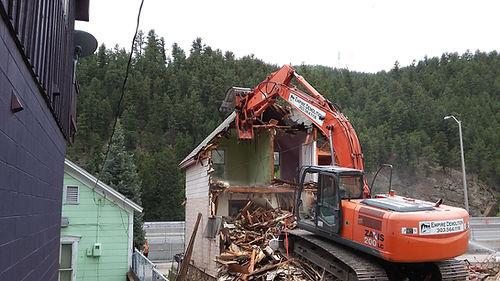 Building Demolition Idaho Springs, CO