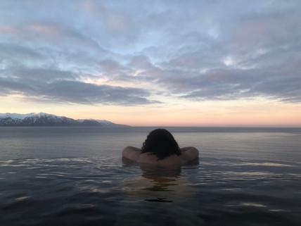 Sjóböðin sea thermal baths