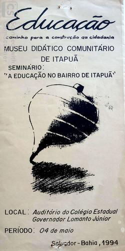 Seminário promovido pelo MDCI