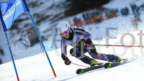 Ski & Sport Hörburger Kreiscup Kinder 2: Vreni Fischer sichert sich Tagessieg in der U11