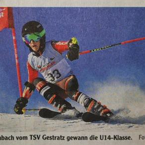 Ski & Sport Hörburger Kreiscup Schüler 2: Haarnadeln bringen Fahrer ins Schwitzen