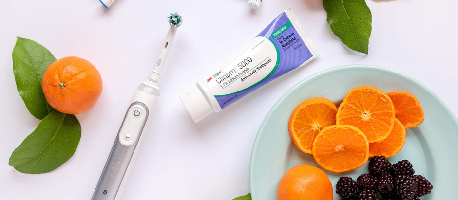 If your Dentist recommends prescription strength toothpaste is it really worth it?