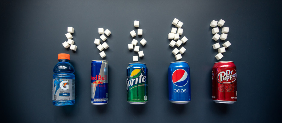 What Are Sugar Drinks Doing To Your Teeth?