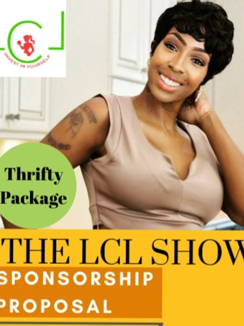 Thrifty Package Sponsorship