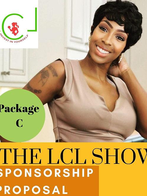 Package C' Sponsorship