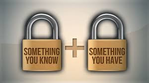 Two Factor Authentication – What is it, and why would you want it?