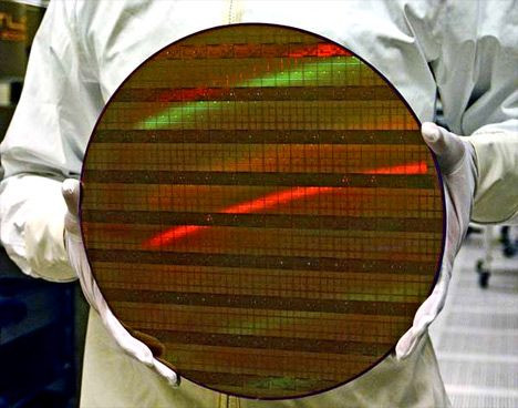 CPU Wafer