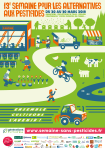 Semaine alternatives aux pesticides 2019