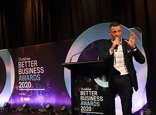 Business Awards Photography