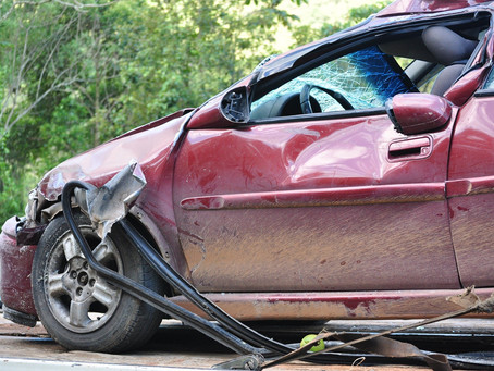An Overview of Filing a Claim For Personal Injury After a Car Accident