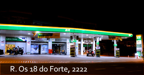R. OS Dezoito do Forte, 2222