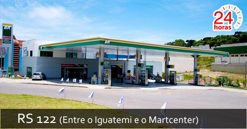 RS 122 (Entre o Iguatemi e o Martcenter)