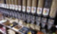 Dispenser de Malta na loja Selezone Brewshop