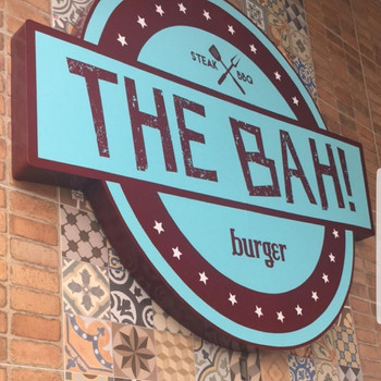 Fachada The Bah! Burger Caxias do Sul