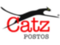 Logotipo Catz Postos Grande