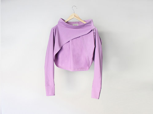 Lavender shrug BASIC