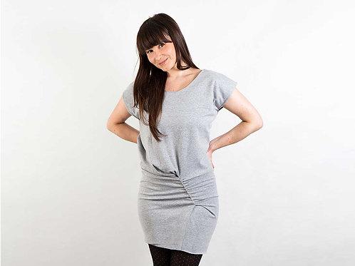 Grey dress BASIC
