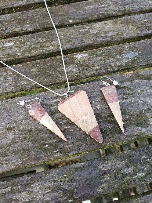 Set hanger met oorhangers