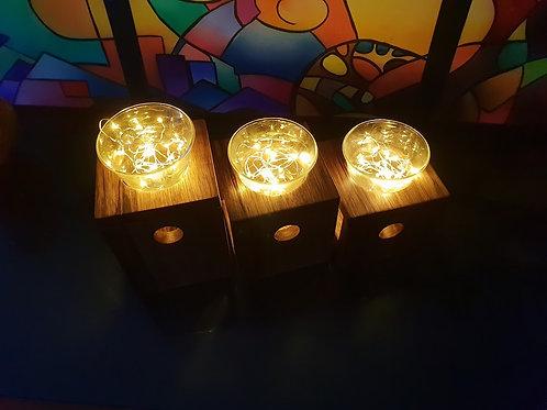 3-delige sfeerverlichting