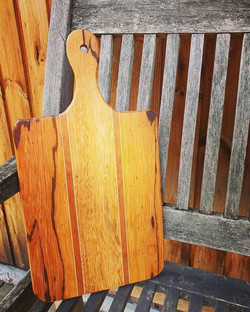 marblewood plank