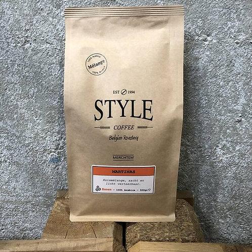 Koffie Martinas (bonen of gemalen)