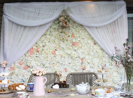 Let's have a High Tea party!