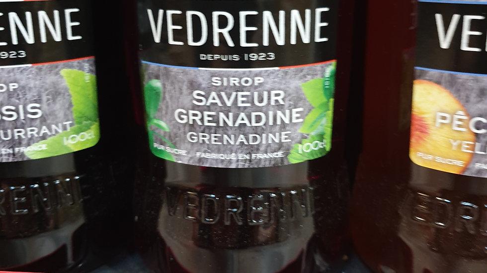 SIROP DE GRENADINE