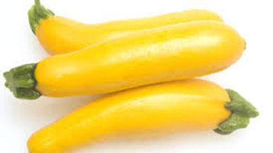 courgettes jaunes bio