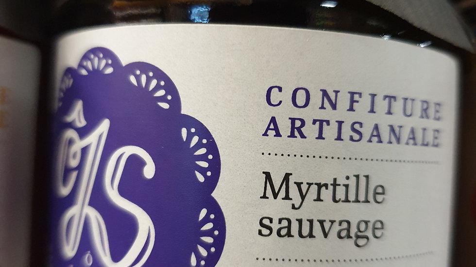 CONFITURE MYRTILLE SAUVAGE
