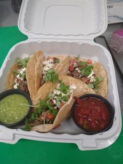 Carne Asada Street Tacos