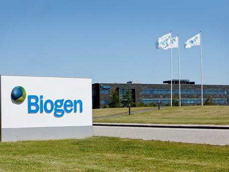 Biogen's rise