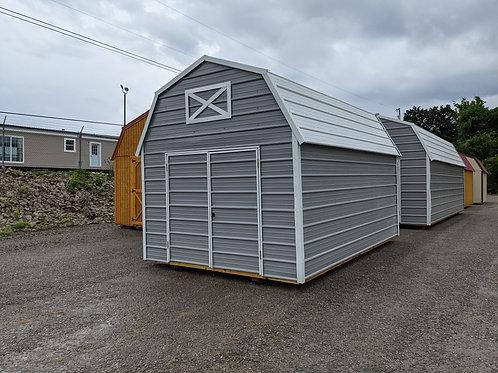 10 x 16 Metal Lofted Barn