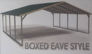 Boxed Eave
