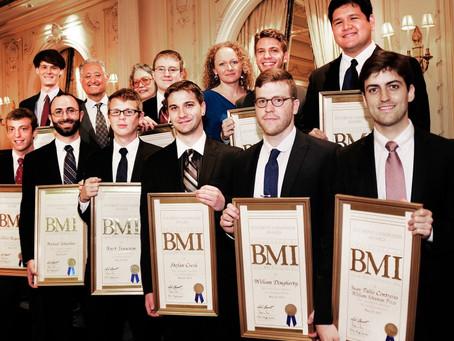 61st BMI COMPOSER AWARDS