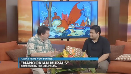 HAWAI'I NEWS NOW INTERVIEW