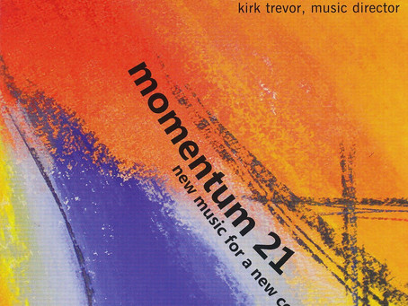 CD REVIEW: MOMENTUM 21