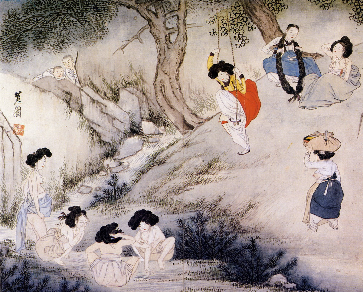 SONGS OF THE KISAENG