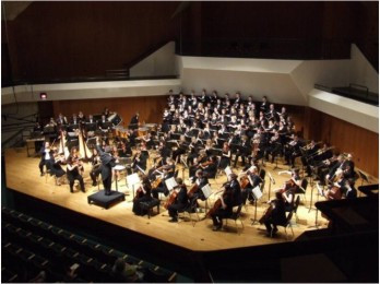 The 4x4 Prizes in Composition and Conducting: OU Symphony Orchestra