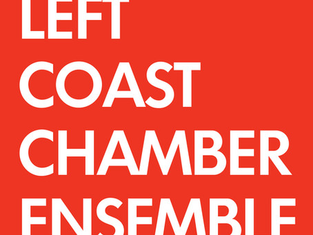 LEFT COAST CHAMBER ENSEMBLE COMPOSITION COMPETITION