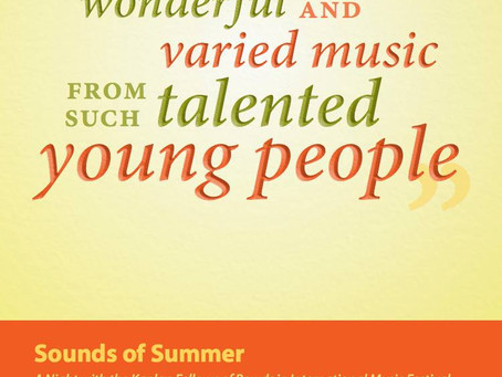 SOUNDS OF SUMMER: KAPLAN FELLOWS PREMIERE CONCERTO GROSSO IN NYC