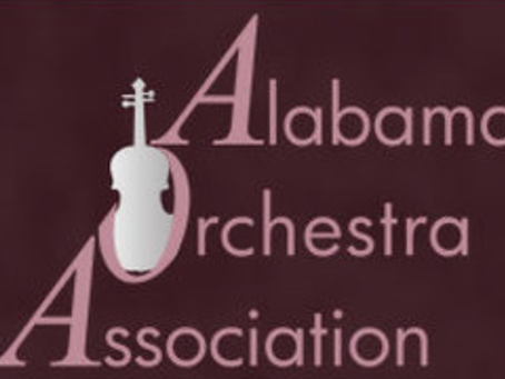 ALABAMA ORCHESTRA ASSOCIATION