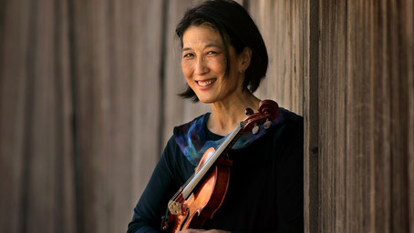 With a new series, BSO's Lucia Lin insists: 'Classical music is not Eurocentric'