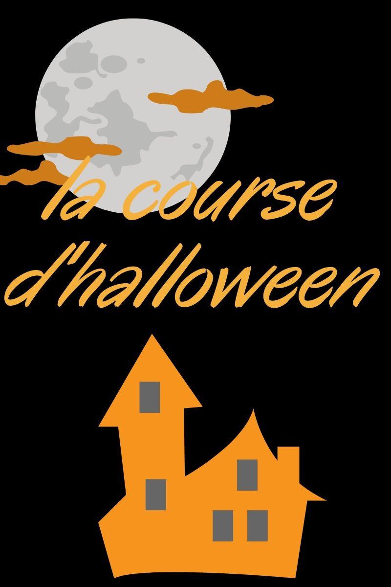 Jeu de la course d'Halloween -La Bulle ô Mômes