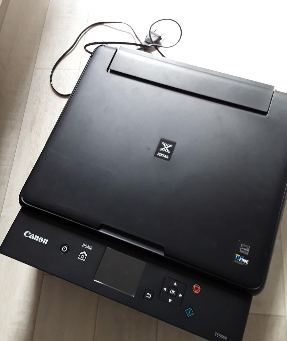 Le matériel pour l'IEF - Notre imprimante - La Bulle ô Mômes