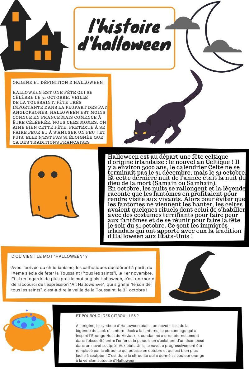 L'histoire d'Halloween-La Bulle ô Mômes