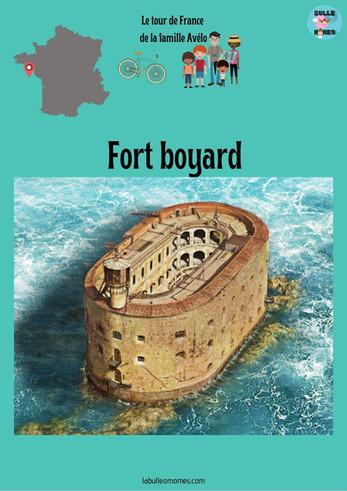 On découvre le Fort Boyard et ses mystères
