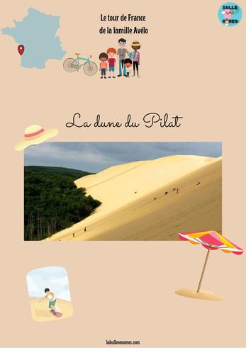 A l'assaut de la dune du Pilat !