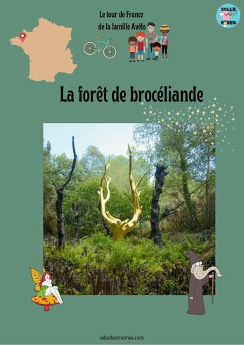 Ballade en forêt de Brocéliande