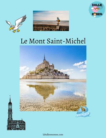 Petit tour au Mont St Michel
